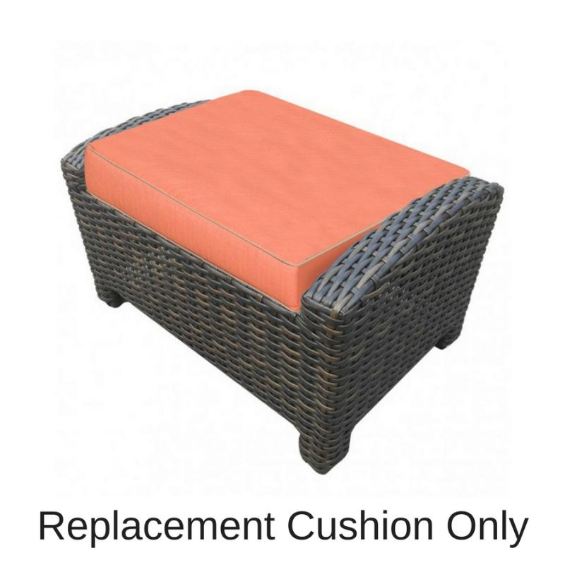 Replacement Cushion - Elegance Ottoman by NorthCape