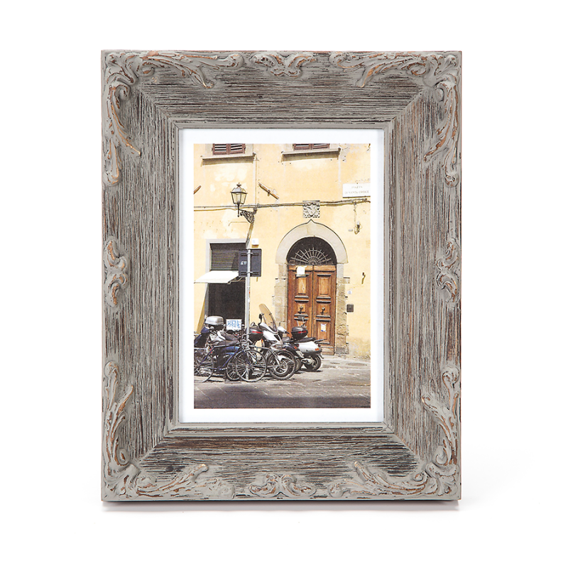 Darice Ornate Wire Brush Picture Frame | Home Accents