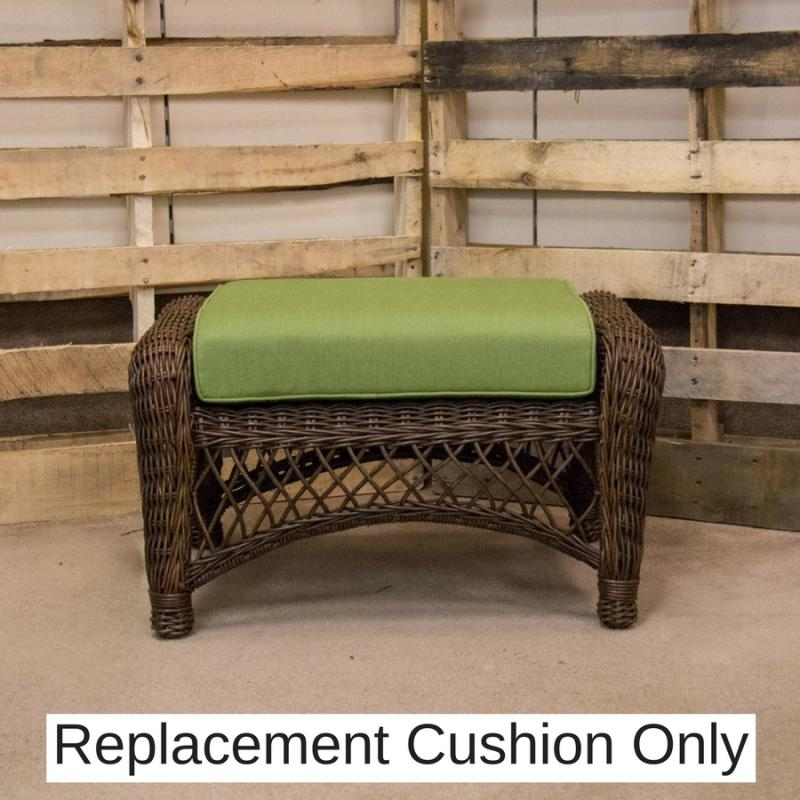Replacement Cushion - St. John Ottoman by Erwin & Sons