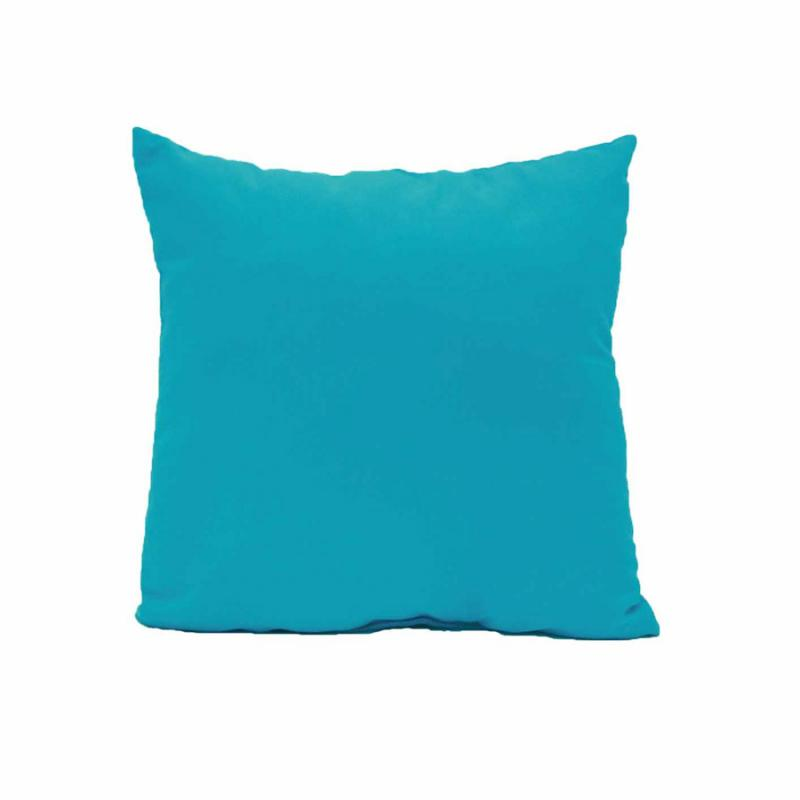 "20"" Pillow - Rave Aqua"