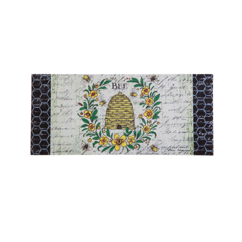 Merveilleux Evergreen Queen Bee Hive Mat Insert, 10 X 22 Inches