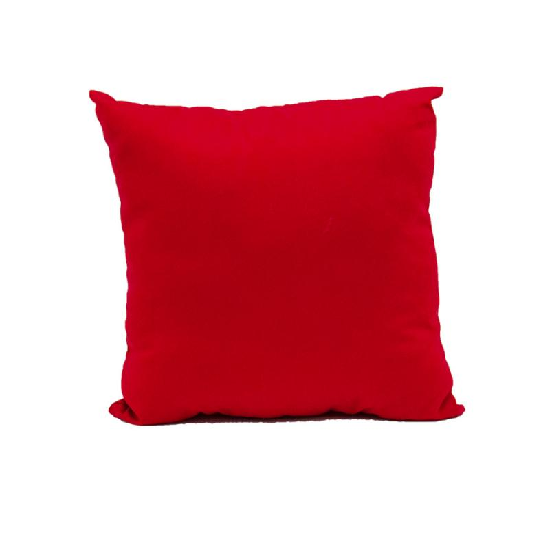 "17"" Pillow - Veranda Red"