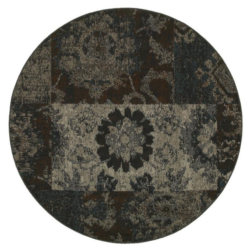 Revival 4712E Round Indoor Rug