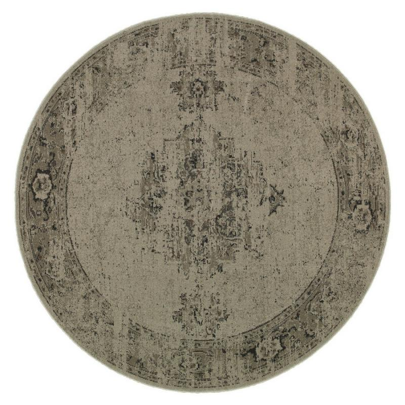 Revival 6330A Round Indoor Rug