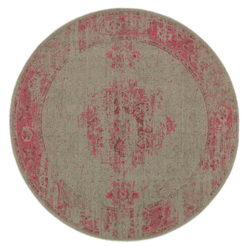 Revival 6330F Round Indoor Rug
