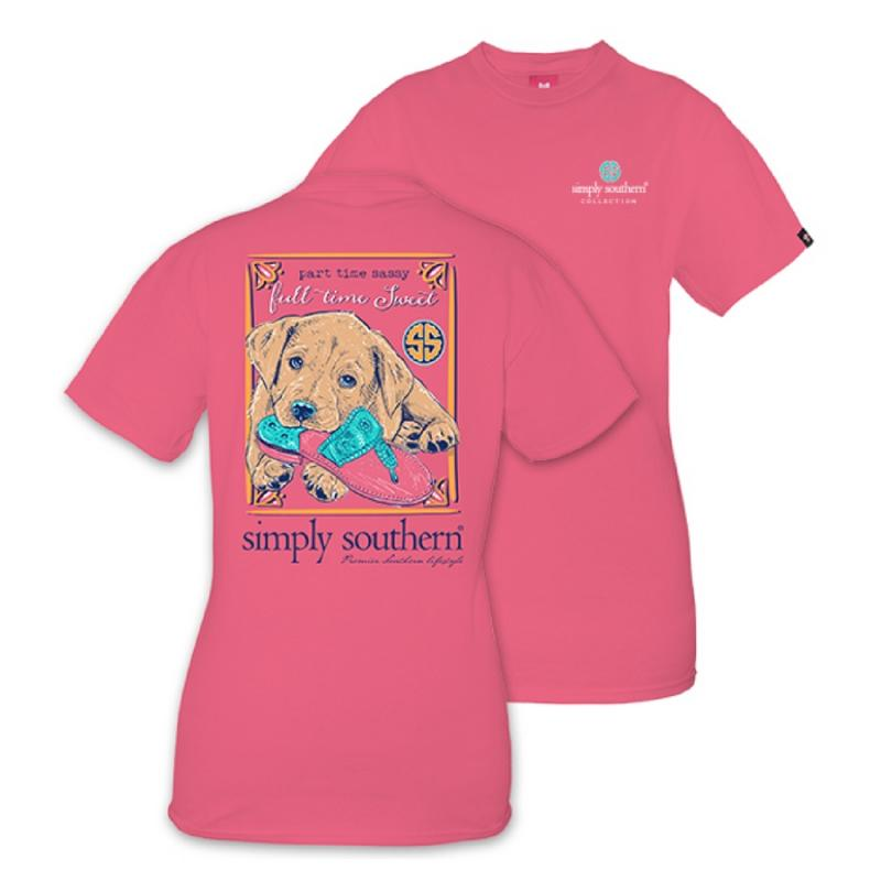 Simply Southern - Sassy in Strawberry - XXLarge