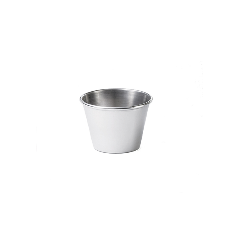 Tablecraft 5067 Stainless Steel Sauce Cup