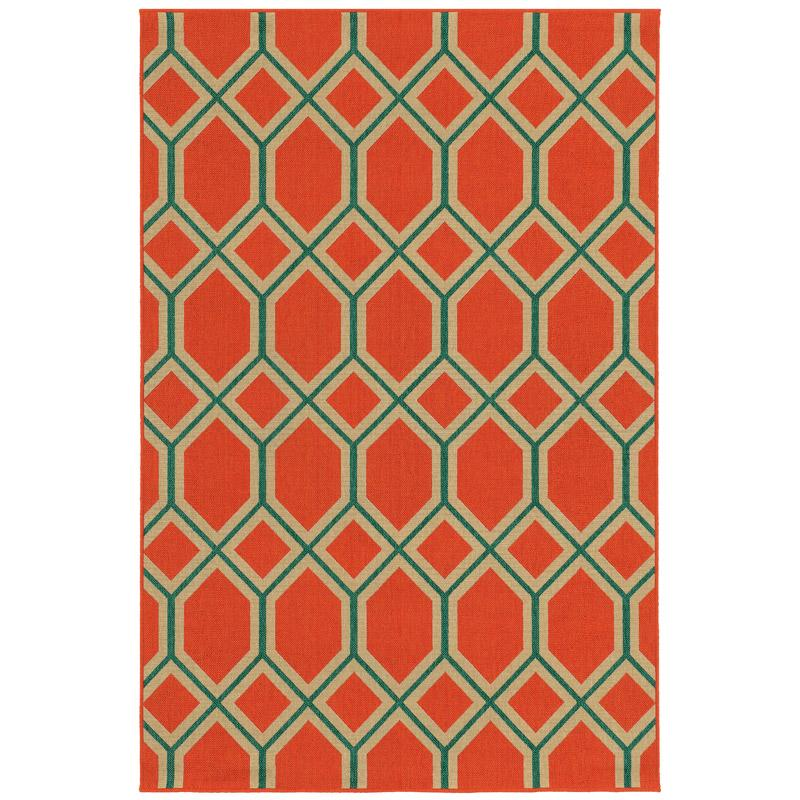 Seaside 6660C Outdoor Rug
