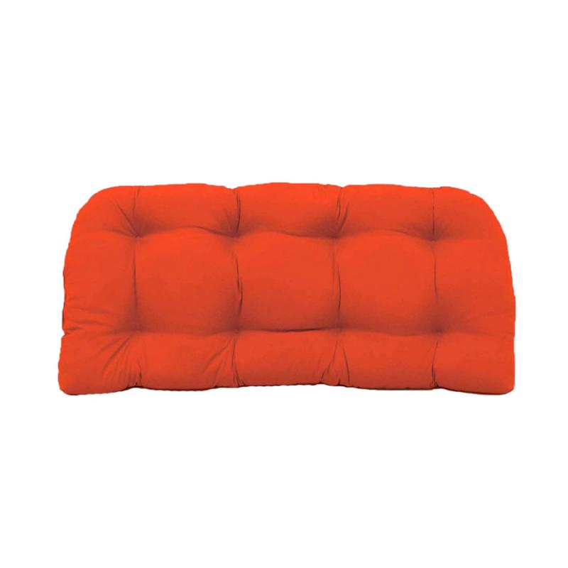 Settee Cushion - Rave Coral
