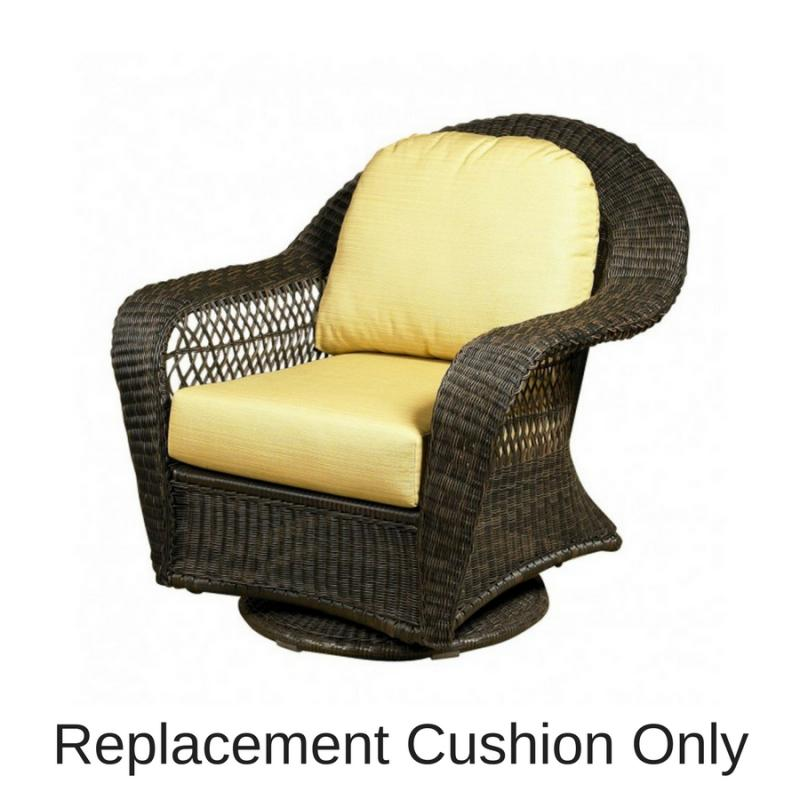 Northcape Charleston Swivel Glider Cushion Replacement Cushions
