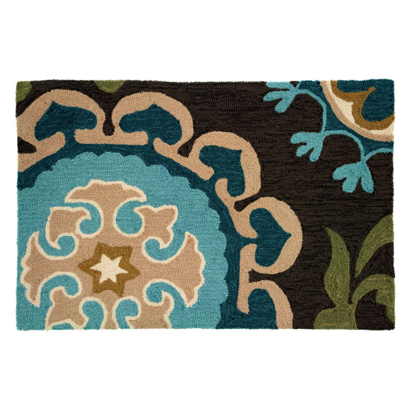 Homefires PY-SAP006 Suzanni Blue Rug