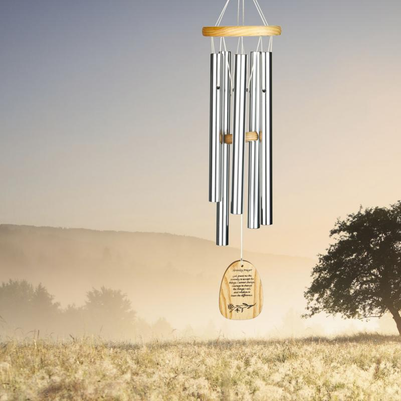 Serenity Prayer Windchime