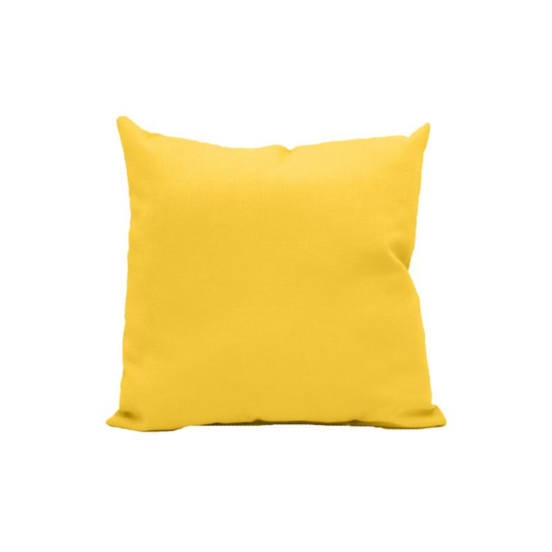 "20"" Pillow - Fresco Yellow"
