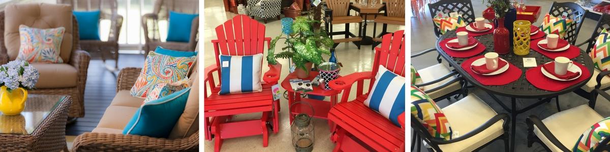 Outdoor Furniture  Wicker Furniture  Patio Furniture  Carolina
