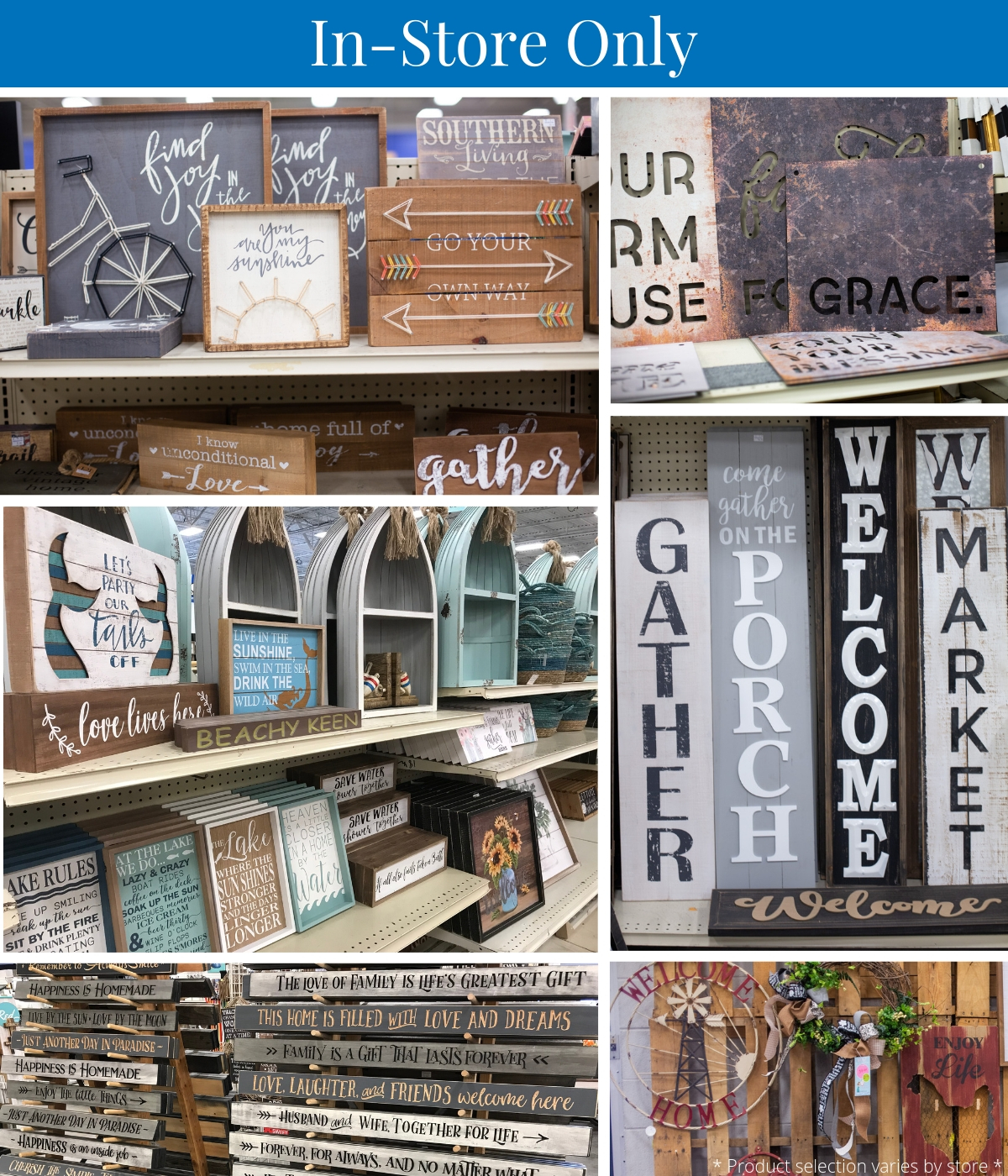 Make sure to visit carolina pottery regularly at one of our four locations to keep up with our newest items