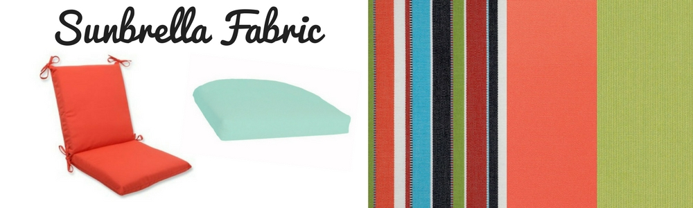 Sunbrella Fabric for Your Outdoor Cushions
