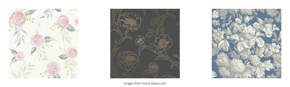 Wallpaper images from Home Depot.com